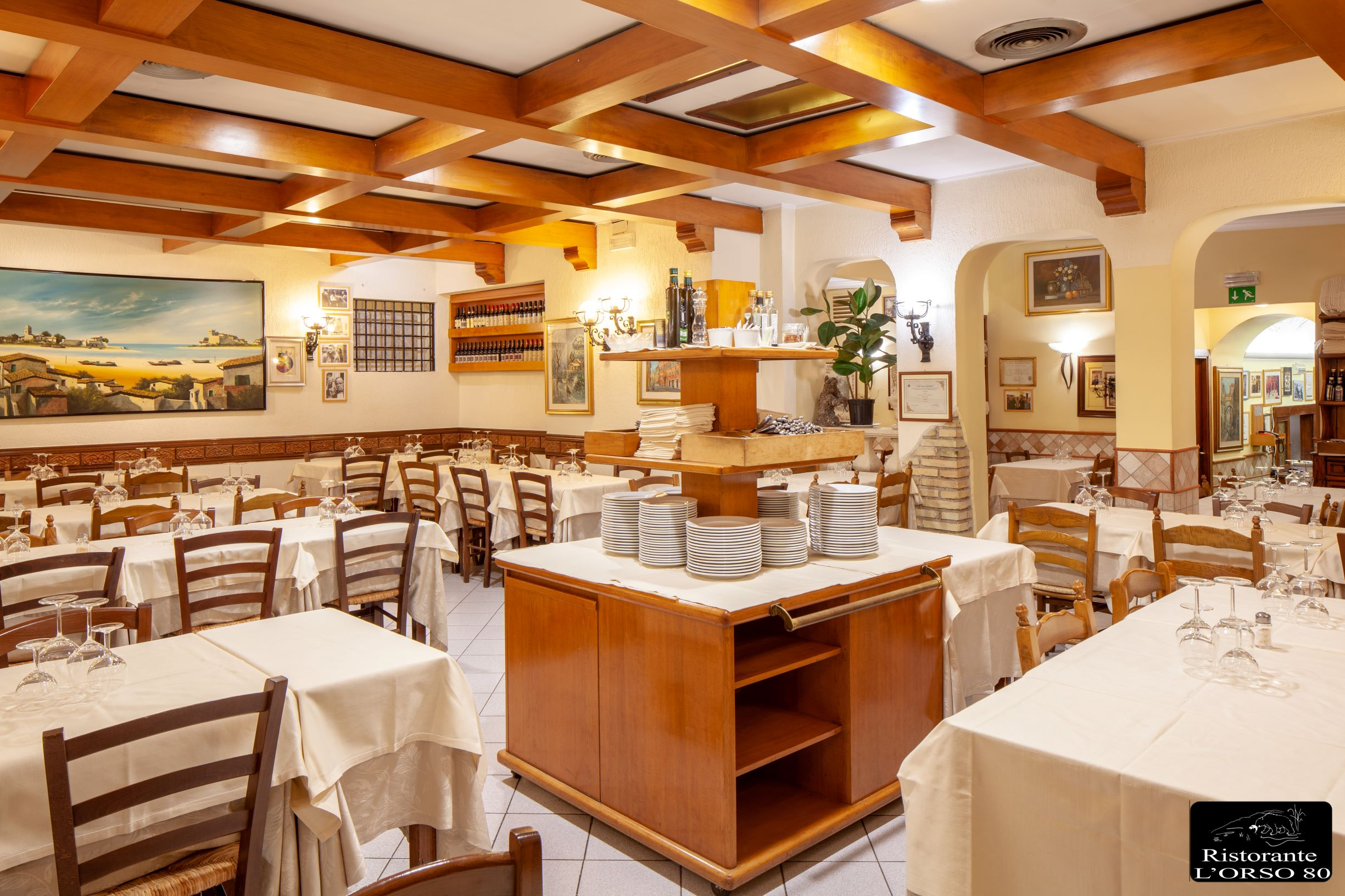 ristorante l orso 80 sala 2